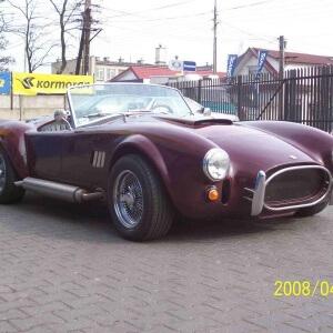 Zdjęcie auta zabytkowego