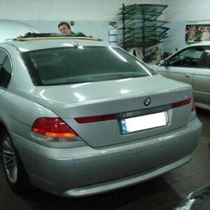Zdjęcie BMW gotowego do odbioru